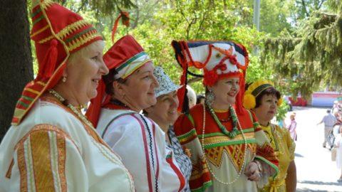 19 мая в 11.00 в парке «Владимирский сад» пройдет V мордовский праздник «Шумбрат»