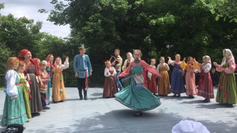 Концертная программа «РОССИЯ-РОДИНА МОЯ»